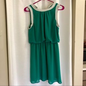 Green sundress
